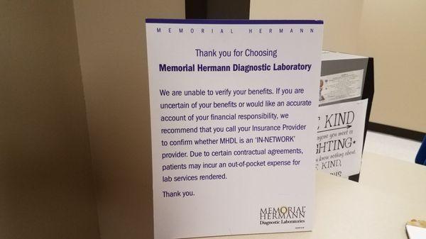 Memorial Hermann Diagnostic Laboratory - Beechnut 7500