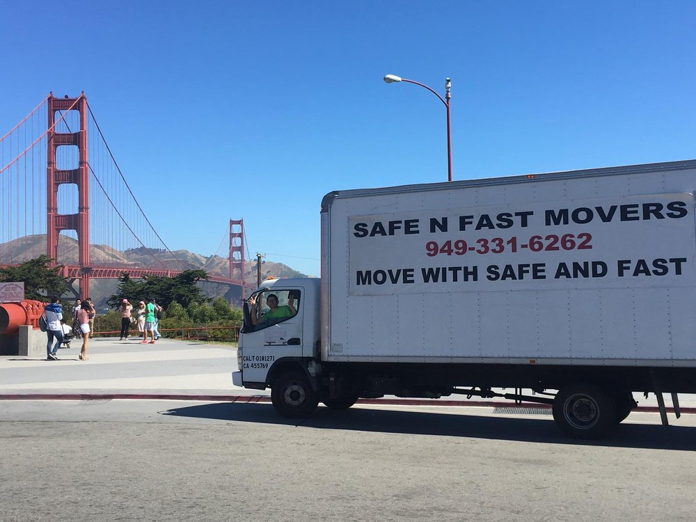 Safe N Fast Movers 54 Photos 119 Reviews Orange County Ca Phone Number Yelp