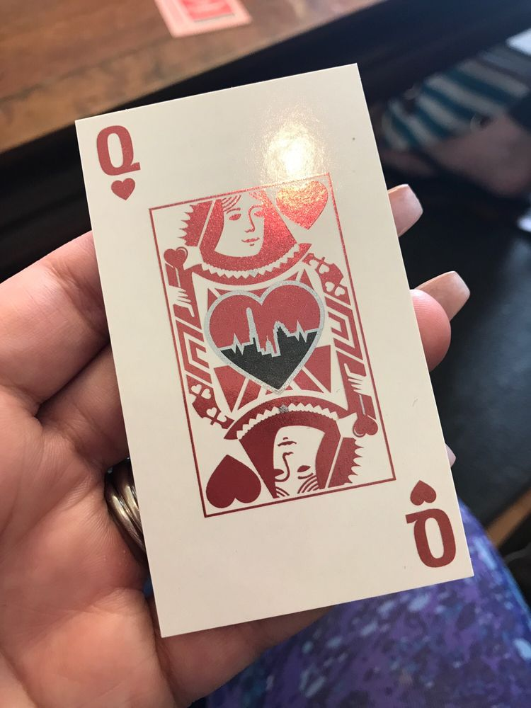 Queen of Hearts CPR