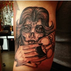 American graffiti tattoo piercing 49 photos 72 for American graffiti tattoo