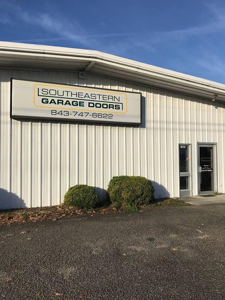 Southeastern Garage Doors: 7425 Cross County Rd, North Charleston, SC