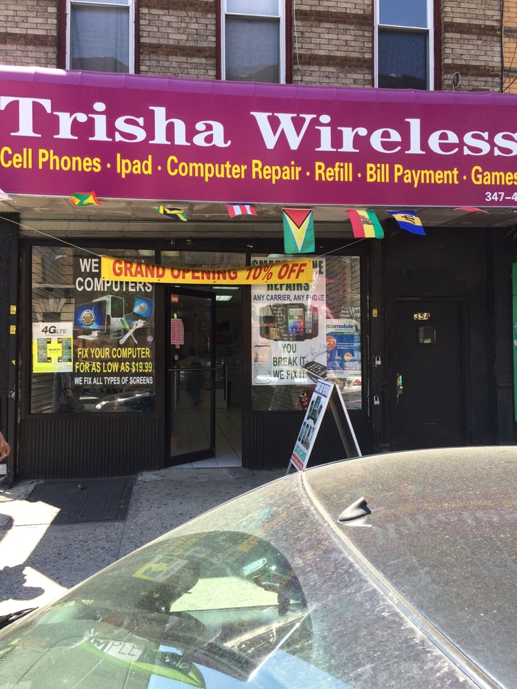 Trisha wireless r paration t l phone portables 354 for Malcolm x fenetre