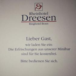 Rheinhotel Dreesen - Hotels - Rheinstr  45, Bonn, Nordrhein