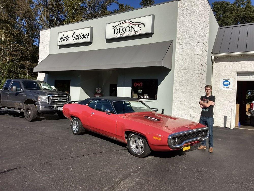 Dixon's Automotive Repair: 50 Horse Aly, King William, VA