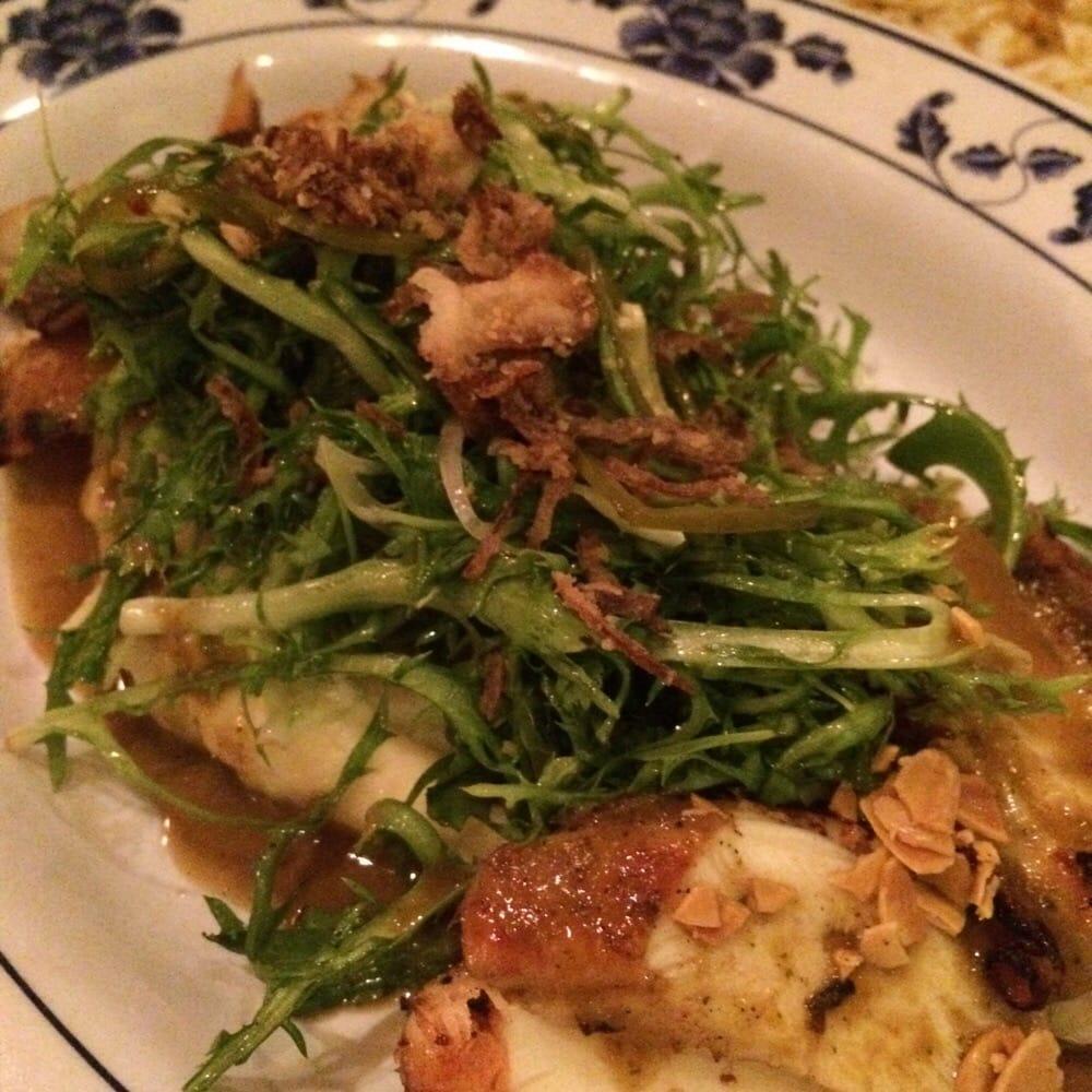Charred Octopus salad - Yelp