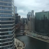 Photo Of Left Bank Chicago Il United States Beautiful Riverfront From Our