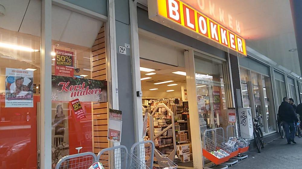 blokker wohnaccessoires tweede nassaustraat 25 a b. Black Bedroom Furniture Sets. Home Design Ideas