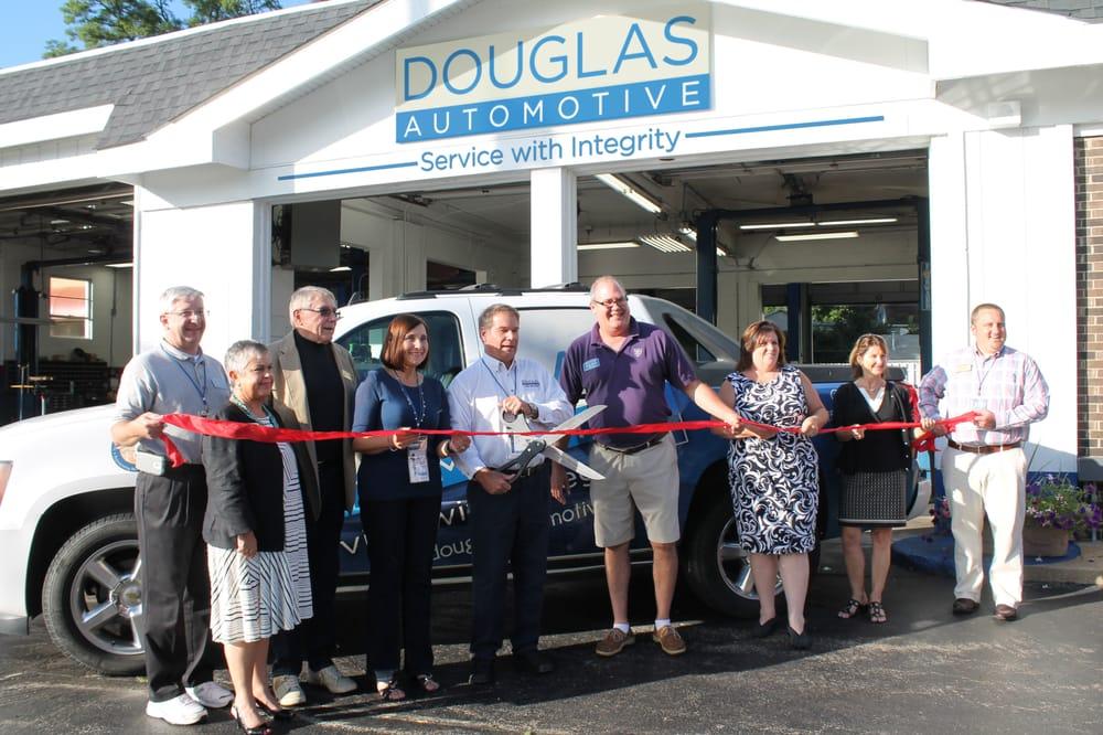 Douglas Automotive: 416 Nw Hwy, Fox River Grove, IL