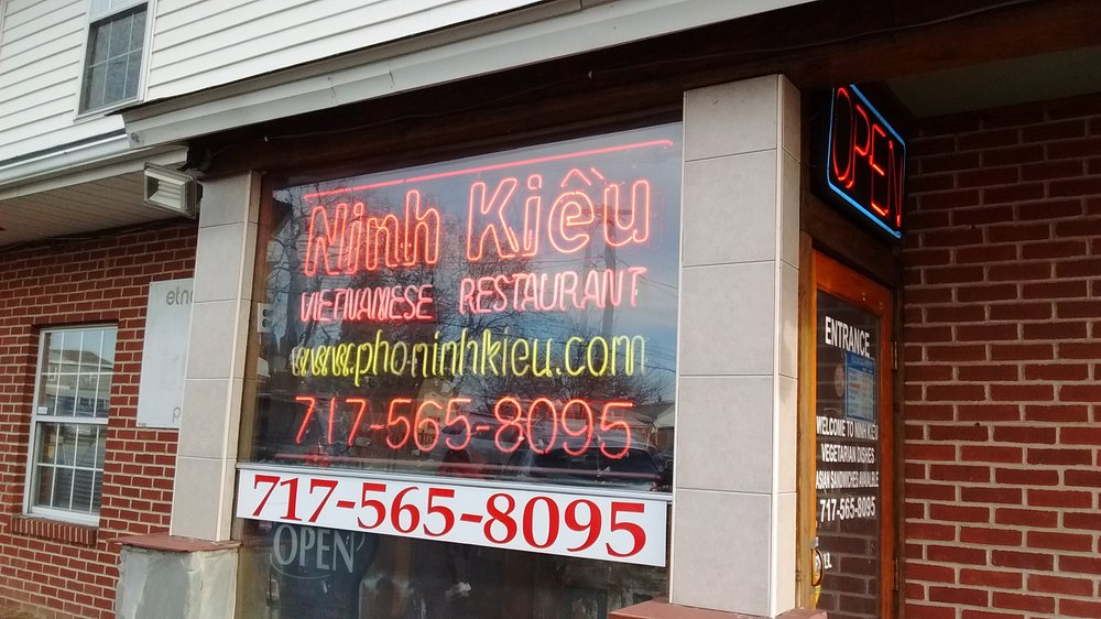 Vietnamese Restaurant Near Harrisburg Pa