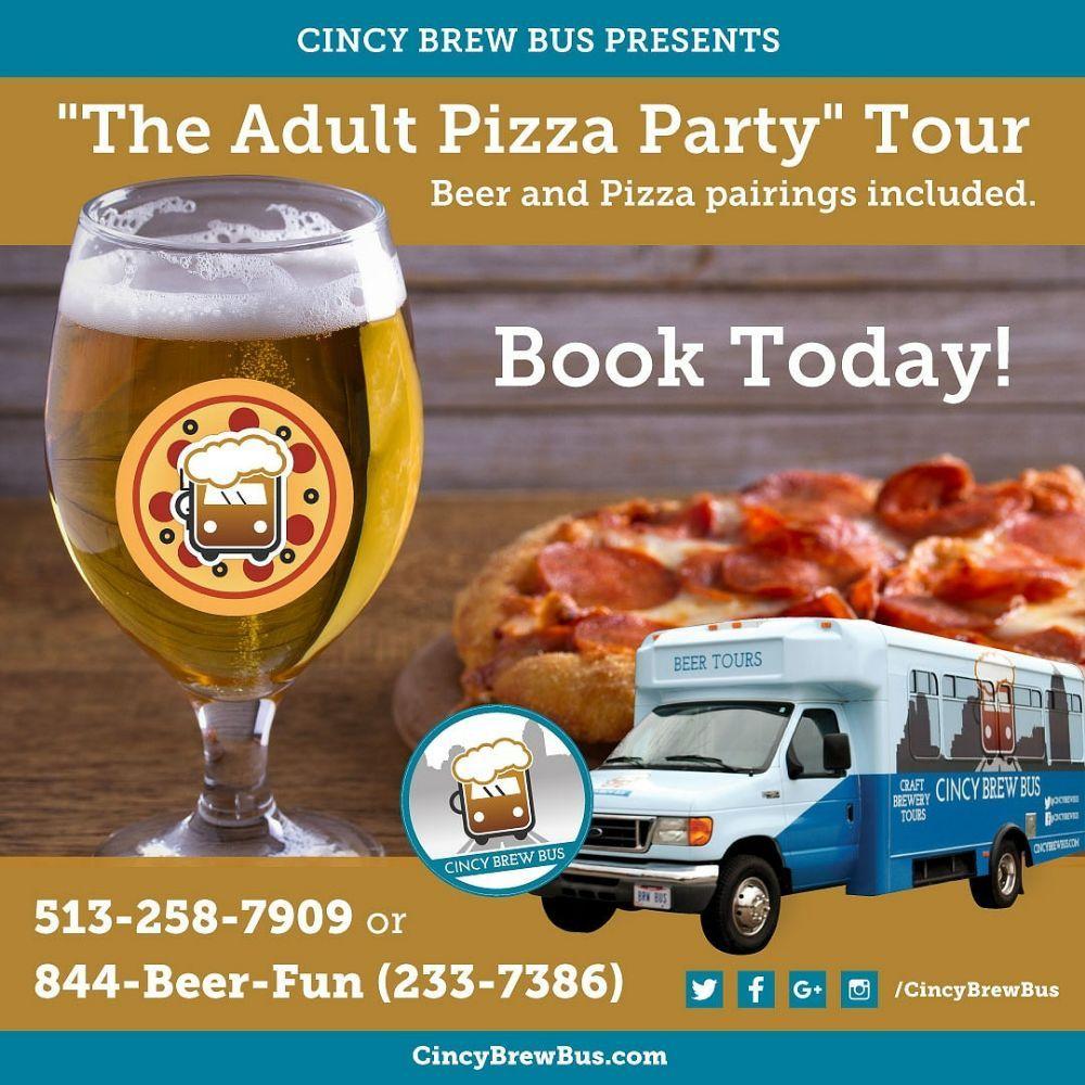 Cincy Brew Bus: Cincinnati, OH