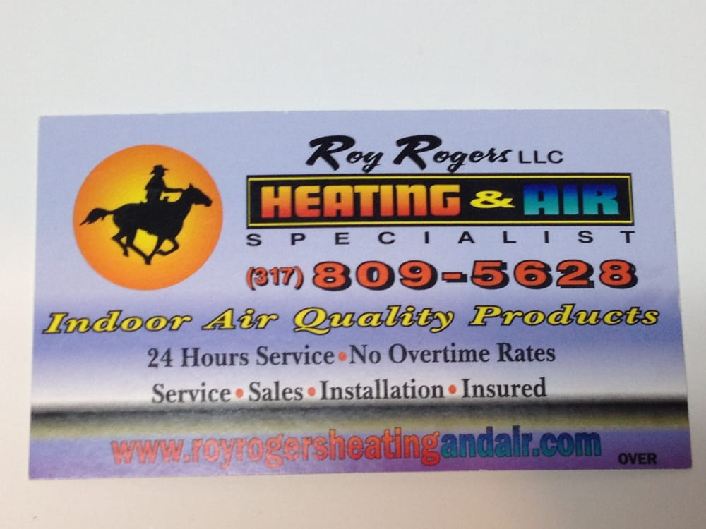 Roy Rogers Heating