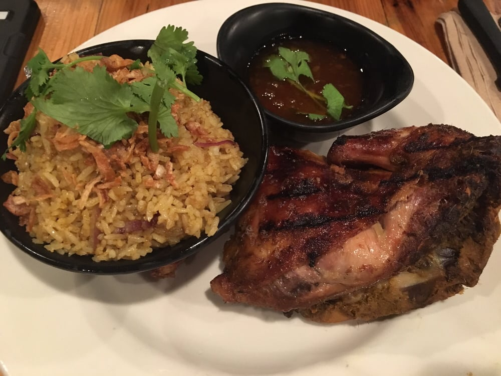 Thai Bbq Chicken Yelp