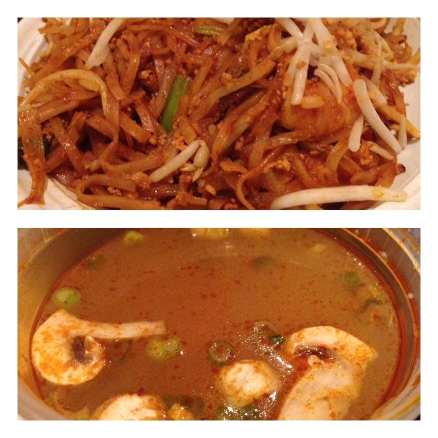 Thai Food Long Island City Ny