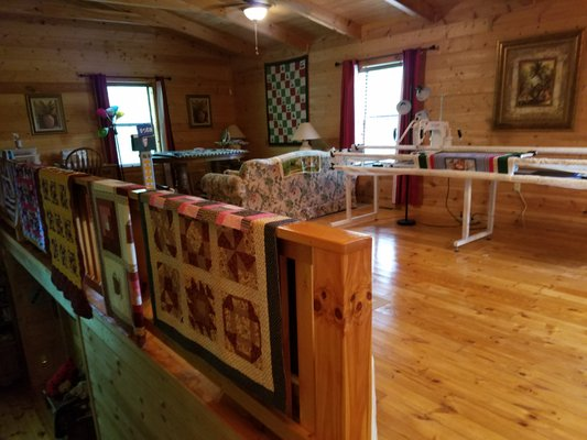 The Quilting Loft Fabric Stores 544 Woodall Point Rd South