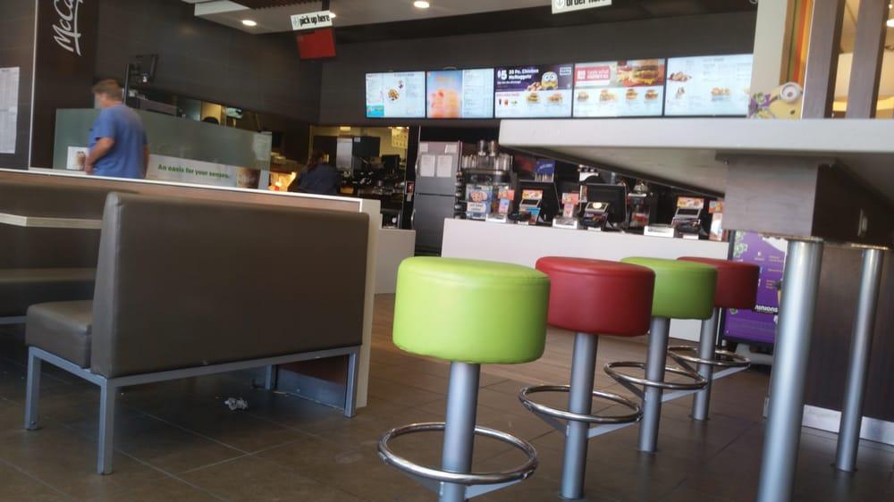 McDonald's: 109 N Sunset Strip, Kenedy, TX