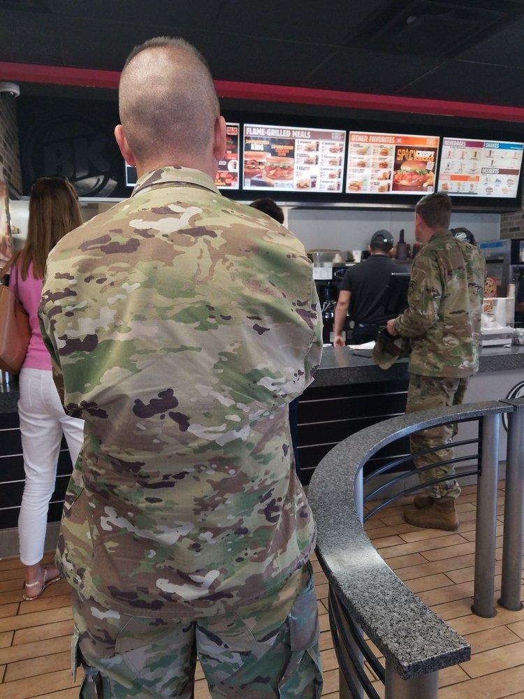 Burger King: AAFES-Aberdeen Proving, Aberdeen Provin, MD