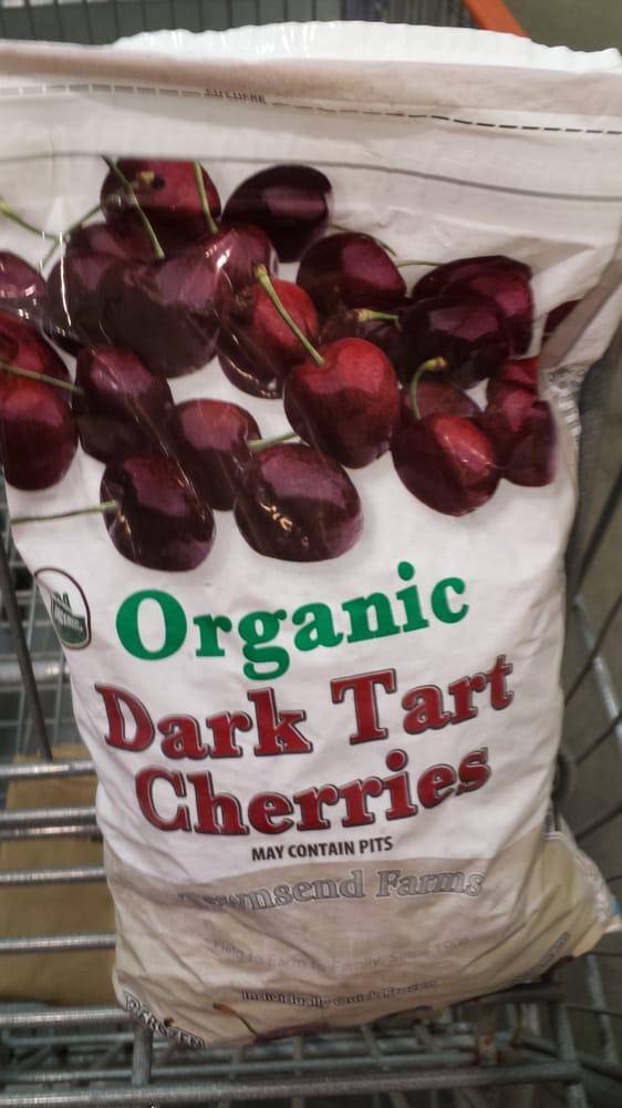Kenzie big bag of frozen cherries 3 pounds $9 99! :) - Yelp
