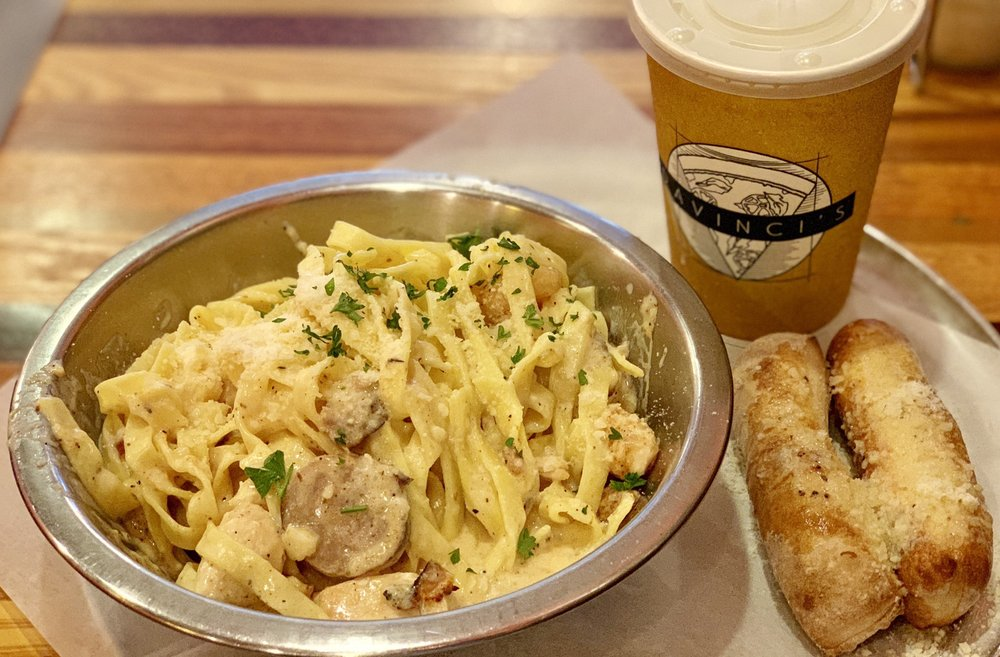 DaVinci's Pizzeria: 1270 W Peachtree St NW, Atlanta, GA
