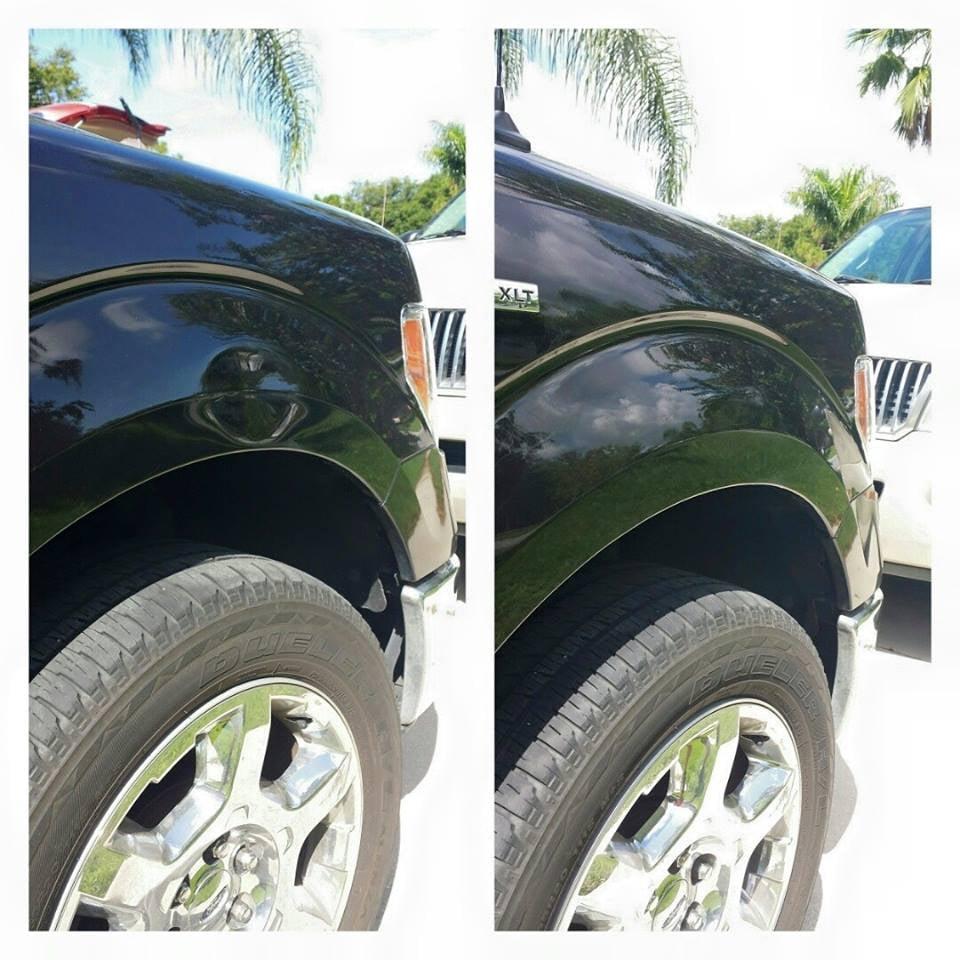 Auto Dent Solution: 8466 N Lockwood Ridge Rd, Sarasota, FL