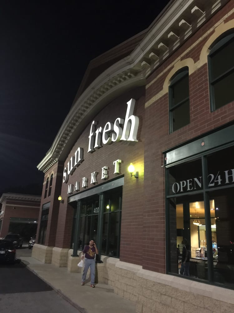 Marsh's Sun Fresh Market