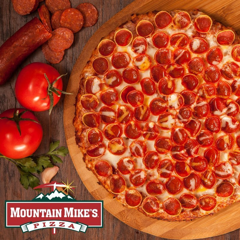 Mountain Mike's Pizza: 3144 Broadway St, Eureka, CA