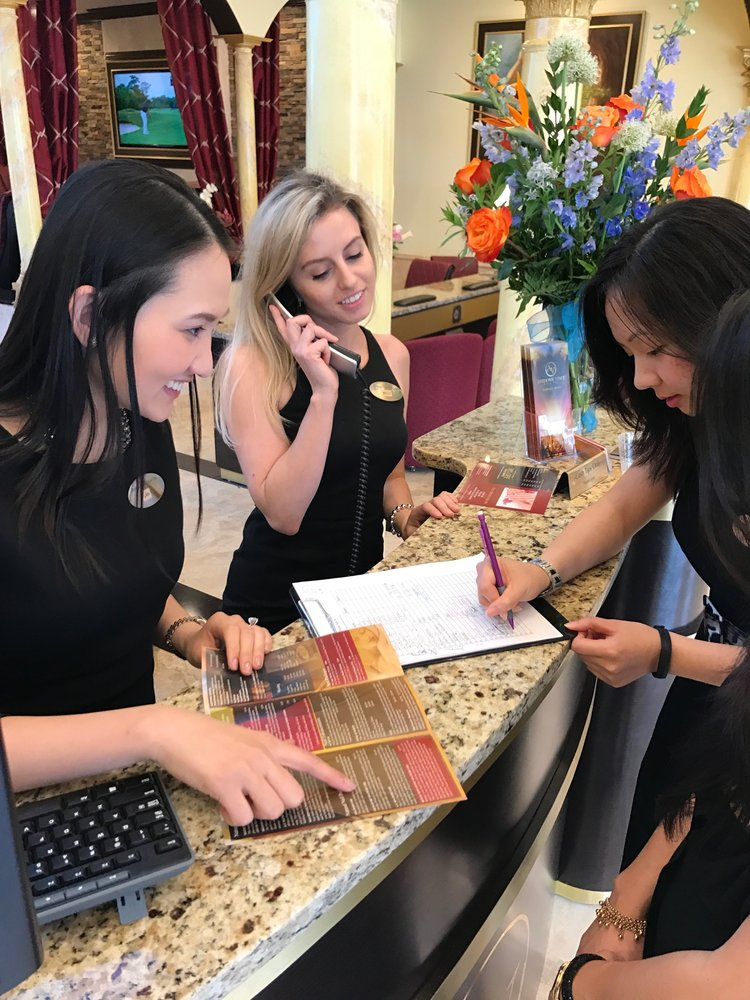 Anthony vince nail spa 28 fotos manicura y pedicura for 8 the salon southpark charlotte nc