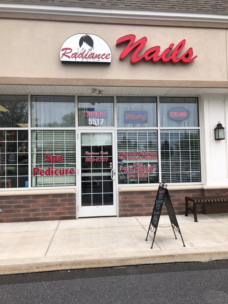 Radiance Nails: 5517 Main St, East Petersburg, PA