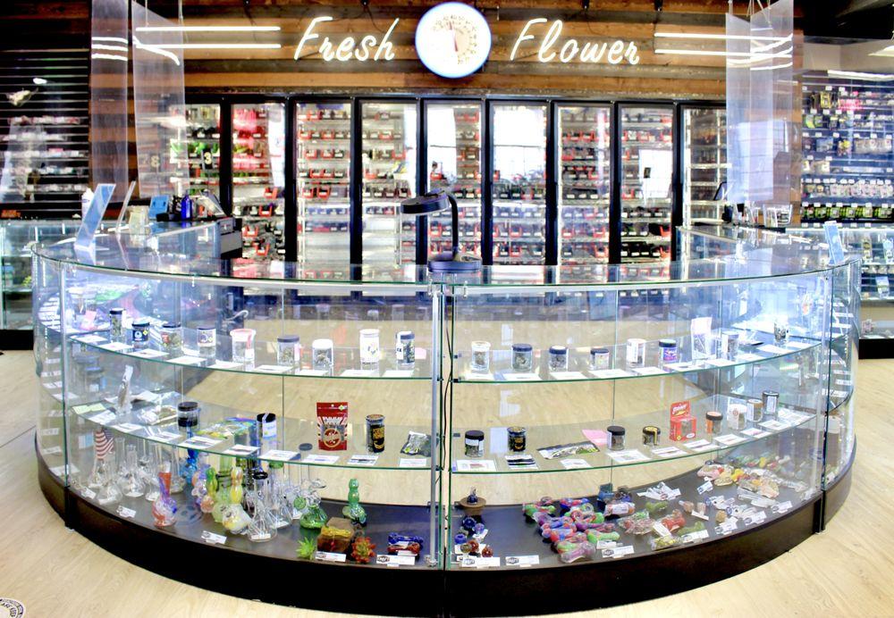 Craft Cannabis Recreational Marijuana Dispensary: 1510 N Wenatchee Ave, Wenatchee, WA