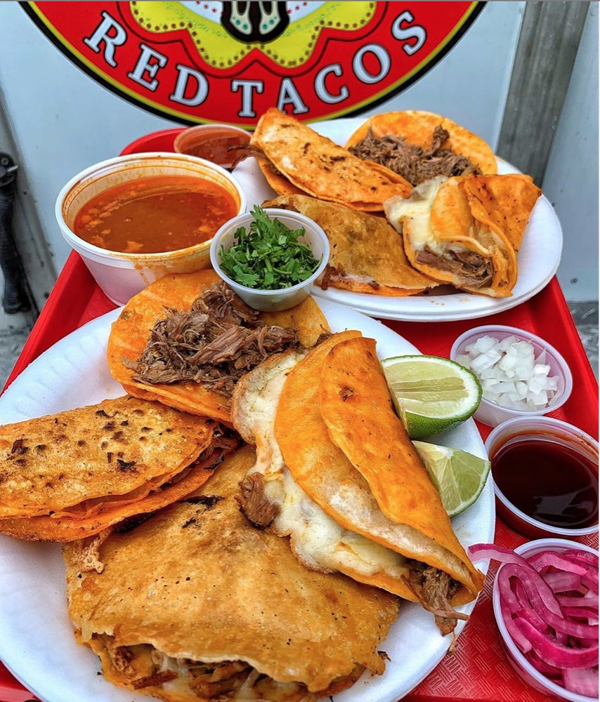 Pepe's Red Tacos: 15697 Gale Ave, Hacienda Heights, CA