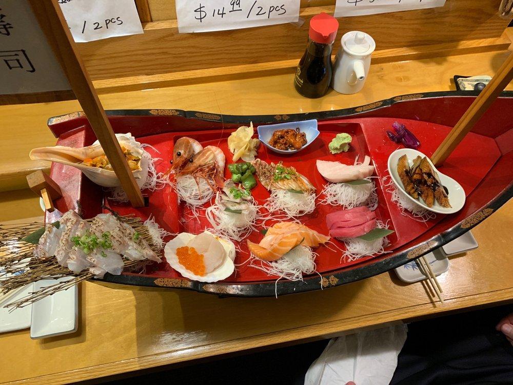 Osaka Sushi: 1452 S Butterfield Rd, Mundelein, IL