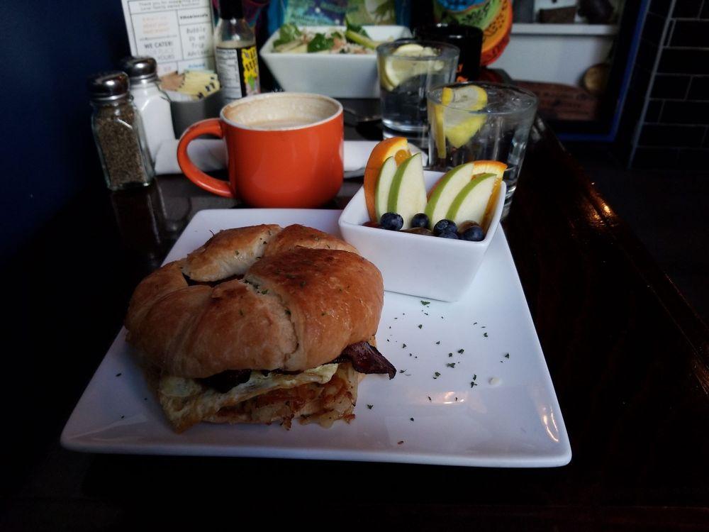 The Mine Cafe: 115 Jerome Ave, Jerome, AZ