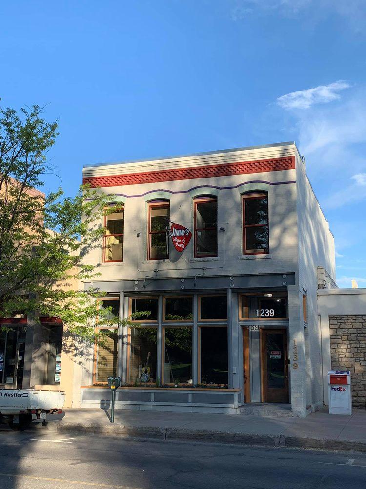 Jimmy's Music & Supply: 1239 Main Ave, Durango, CO