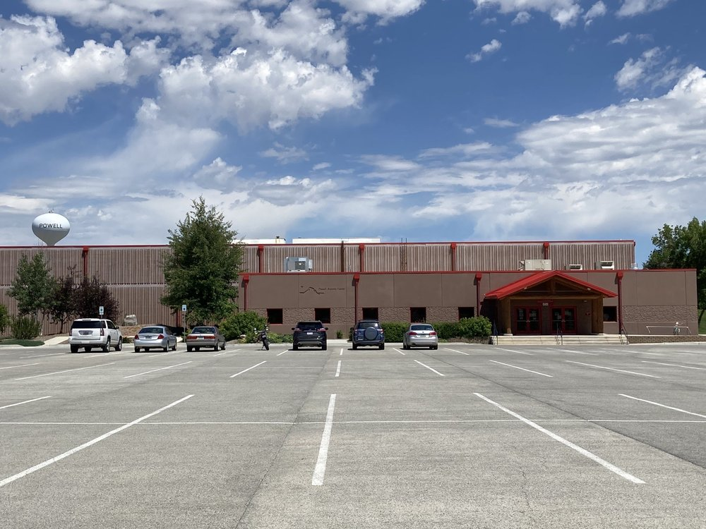 Powell Aquatic Center: 1065 Coulter Ave, Powell, WY
