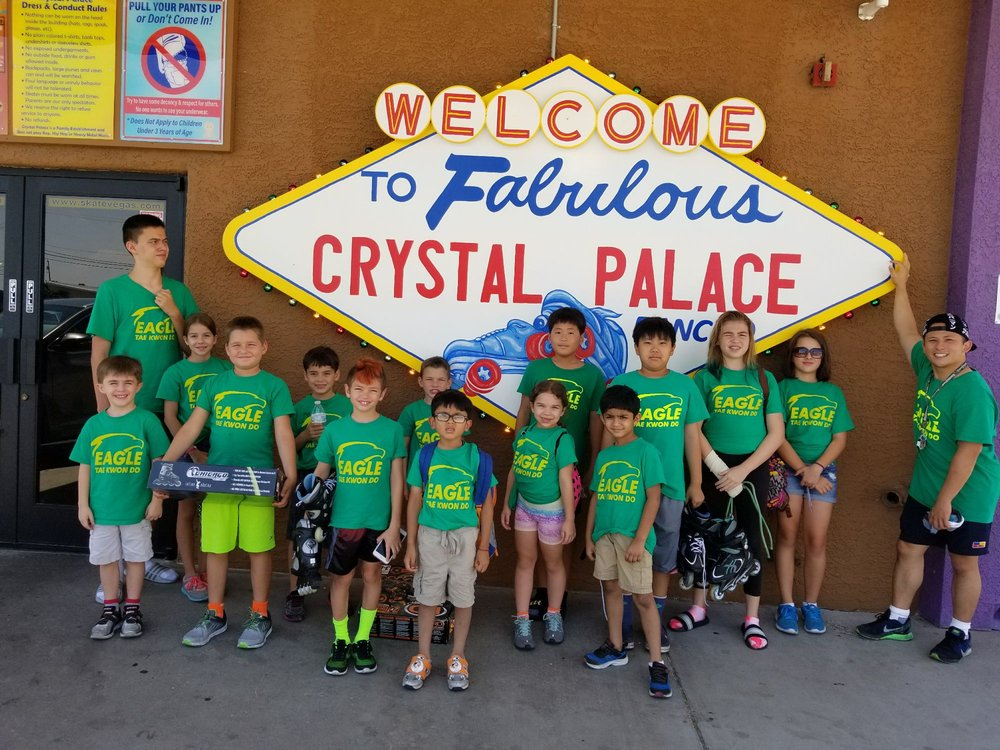 Crystal Palace Skating Centers