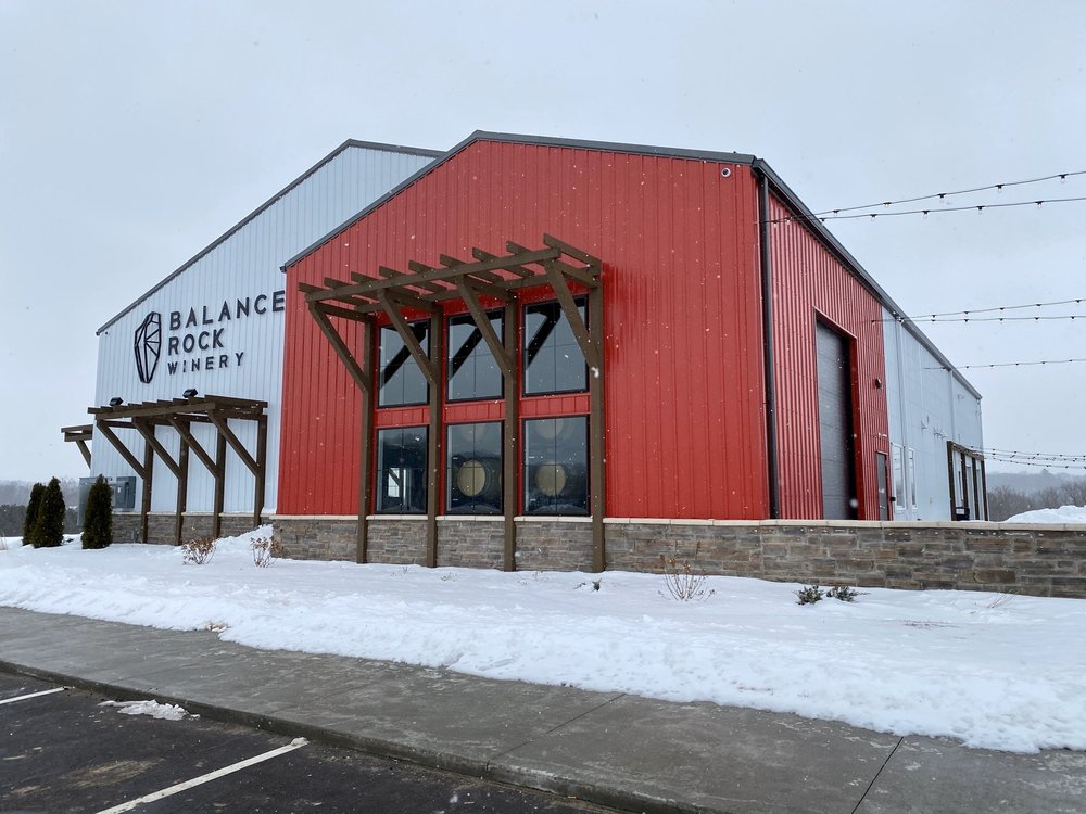 Balanced Rock Winery: 1065 Walnut St, Baraboo, WI