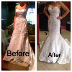 Wedding Dress Alterations Cost Wedding Dresses