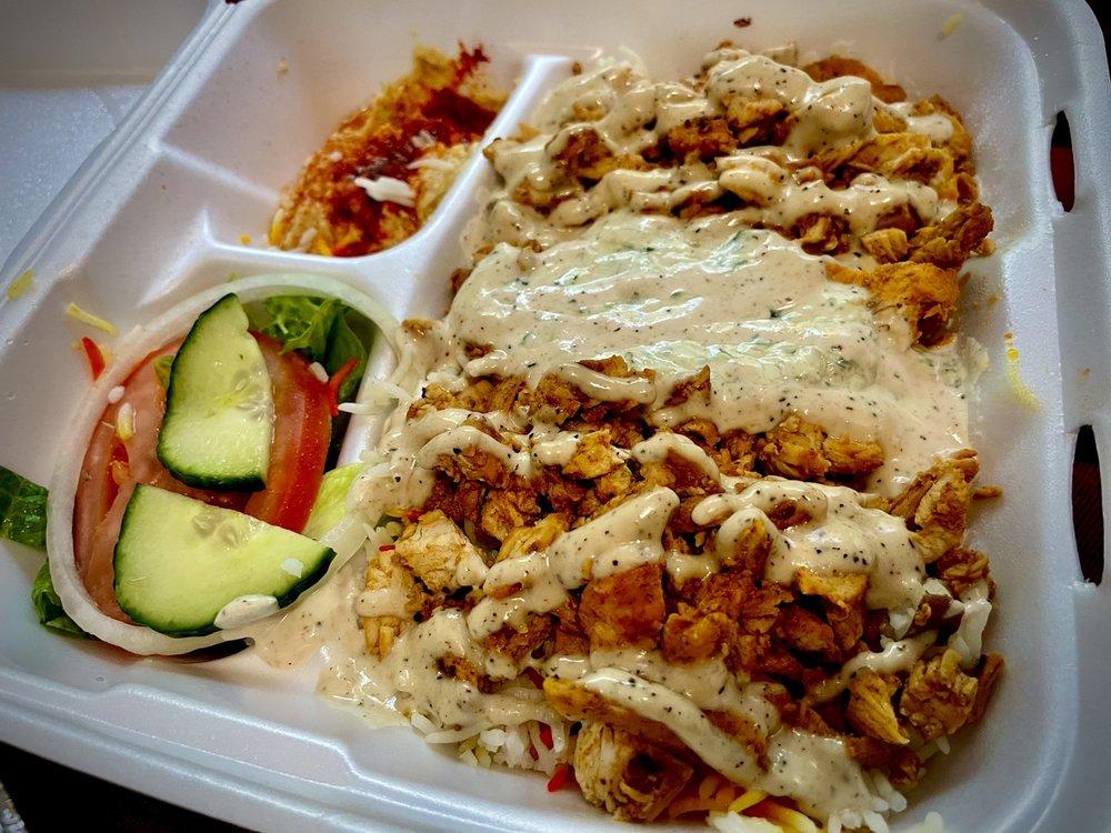 Falafel Corner: 7351 Brentwood Blvd, Brentwood, CA