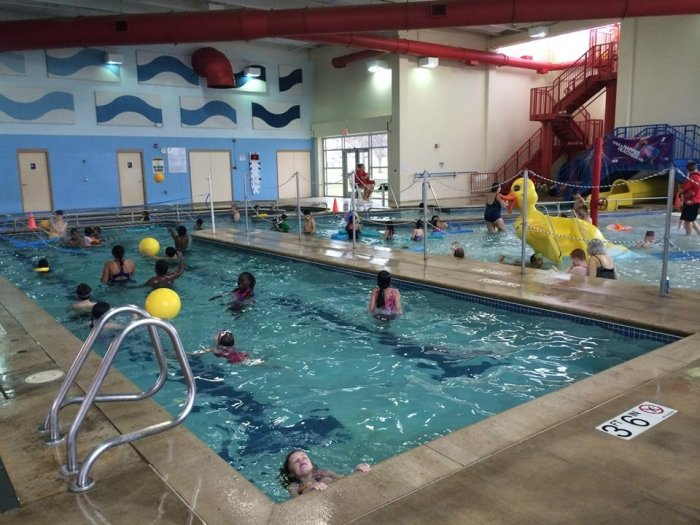 Water Park Area At The Y Yelp