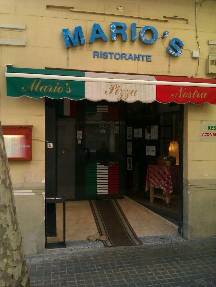 Mario's Pizza Nostra