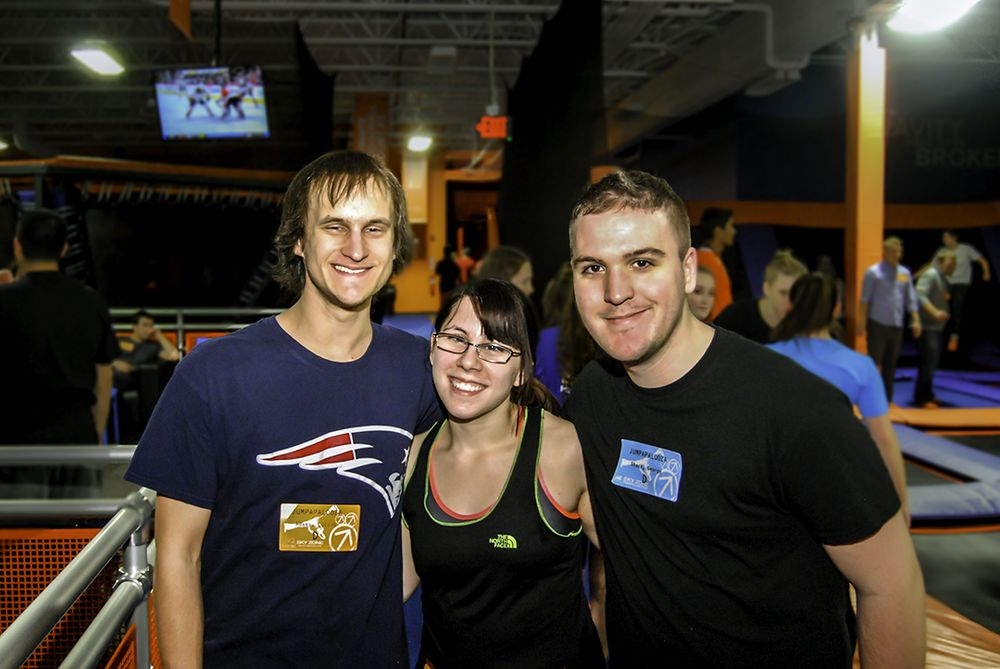 Sky Zone Manchester: 500 Valley St, Manchester, NH