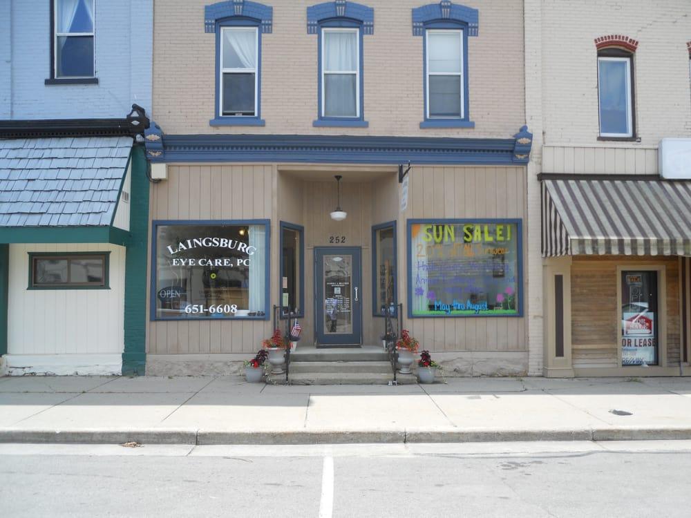Laingsburg Eye Care: 252 E Grand River Rd, Laingsburg, MI