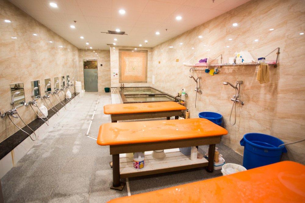 Korean Sauna Steaming Hanbit Sauna: 136-89 37th Ave, Flushing, NY
