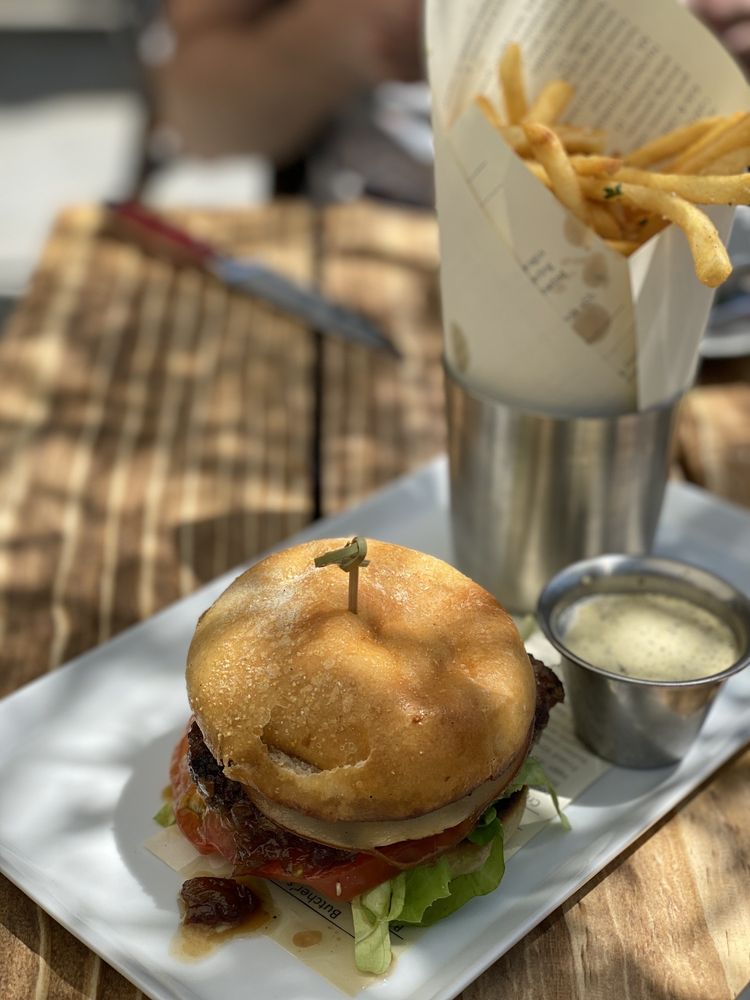 Blue Ridge Kitchen: 6770 McKinley St, Sebastopol, CA
