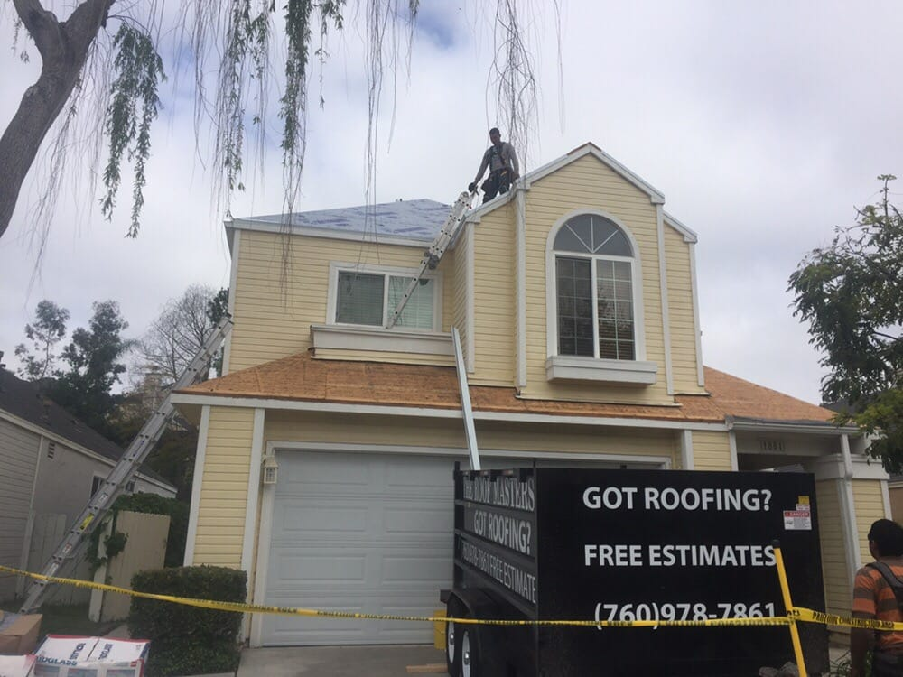 During A Reroof On A Victorian Style Home In Oceanside Yelp