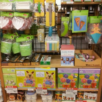 Photo Of World Market   Crystal Lake, IL, United States. Fun Spring Things