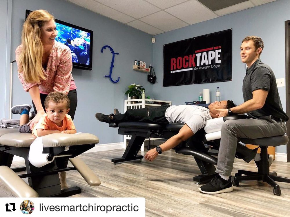 LiveSmart Chiropractic & Rehabilitation