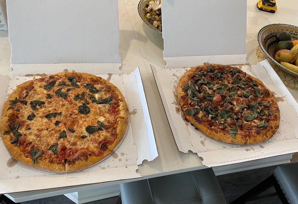 Street Slice Pizza Cafe: 11805 Main St, Huntley, IL