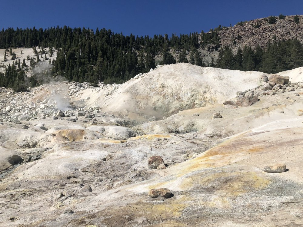Bumpass Hell: 38050 Hwy 36, Mineral, CA