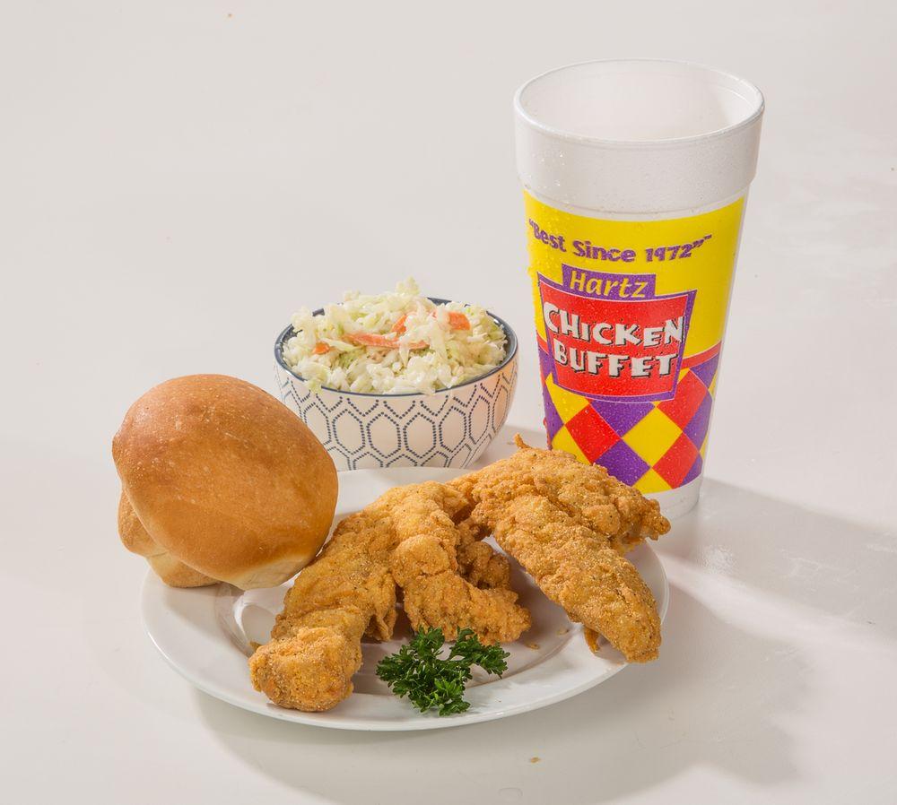 Hartz Chicken Buffet: 17340 Northwest Fwy, Jersey Village, TX