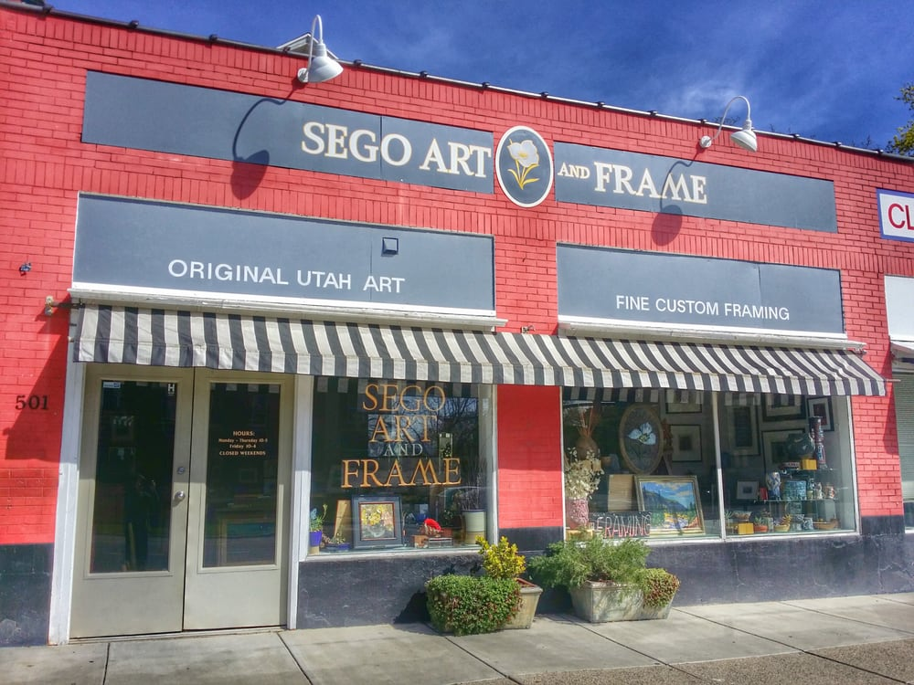 Sego 3 Fine Art & Gallery - Art Galleries - 661 South 200 E, Central ...